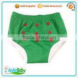 2015 New Organic Antibacterial Bamboo Training Pants for Toddler Resuable Waterproof Underpant