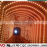 YD IP68 CE UL FCC Approved V-0 12V Serial Control LED Pixel Decoration Advertising Lights With Wonderful Effect