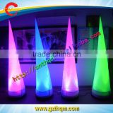 Wholesale inflatable LED balloon, column, star for outdoor advertising or party decoration