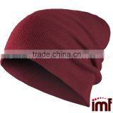 Wholesale Cashmere Beanie Slouch Baggy Beanie Hat                                                                         Quality Choice