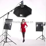 portable photo studio soft box lighting kit for photography flash lighting kit                                                                         Quality Choice