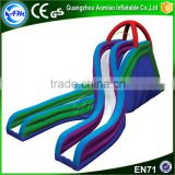 Popular amusement largest plastic inflatable water slide for kids and adults                                                                                                         Supplier's Choice