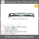 8158216/1080926/ 8150689 chromed truck bumper used for Volvo F10-12 FL10 truck body parts
