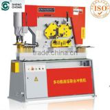 Q35Y Hydraulic iron worker making machine/Hydraulic combined punching and shearing machine