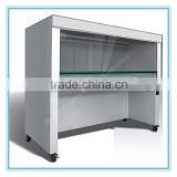 Clean room lab laminar air flow cabinet, clean bench