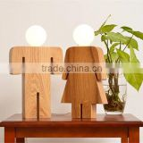 bathroom light fixture wood boys table lamp reading wooden girls table lights