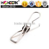 small metal stainless steel wire clip for hanger
