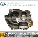 Brand New turbocharger for Hitachi EX220-5 124100-3340/09102801 with high quality and most compptitive price.