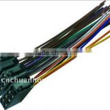 Car stereo and Auto audio wiring harness car stereo harness