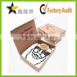 14 Years Factory luxury custom cardboard paper t-shirt packaging box with drawer                                                                         Quality Choice