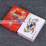 Wholesale custom playing cards Heat Resistant Printing split spades playing cards Customized texas poker cards ---DH20544                                                                         Quality Choice
