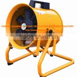 model U adjustable stand industrial vent ducted blower fans