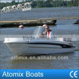 Yamarin 4.2 meter console boat