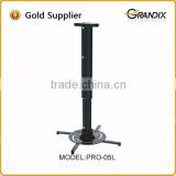 Universal retractable home overhead retractable projector ceiling mount                                                                                                         Supplier's Choice