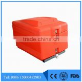 45L fast-food restaurants insulated box for fast food delivery, for vehicles(Bicycle, Electric Motor, Motorcycle)