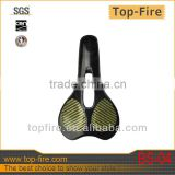 2014 High quality COOL carbon fiber bike saddle bicycle part bicycle seat on sale at factory price