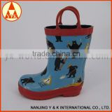 wholesale in china rain boots with steel toe