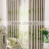 Modern&Minimalism curtain please the eye iridescent fabric printed window curtain