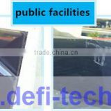 DEFI NEW products Anti-Fog Mirror film