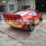 Fashion fiberglass body mini car