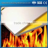 Fireproof Aluminum Honeycomb core sandwich panel supplier