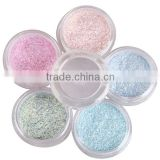 Cosmetic glitter pigments loose eyeshadow powder face glitter loose pearl pigment