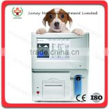 SY-B002 Hospital Vet diagnostic device Laboratory veterinary hematology analyzer