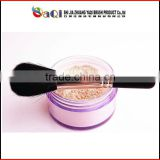 goat hair powder brushes, animal hair powder brushes, black makeup powderbrush,goat hair powder brushes