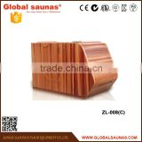 infrared half body sauna health care products with Organic Carbon Fiber heating system alibaba china