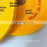 100% cotton polishing buffs wheel for jewelry Polishing
