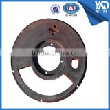 Construction Machinery Parts Shotcrete Machine Rubber Plate Wear Resistant Rubber Sealing Plate