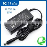 Ac100v-230v power supply laptop adapter 18.5v 3.5a 7.4*5.0 PA-1650-02HC for hp desktop computer
