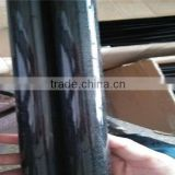 large size round carbon fiber tube pipe for construction use carbon fiber tube