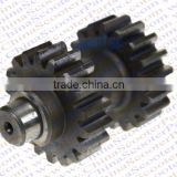 18 teeth double Gear Kazuma Dingo Falcon Panda Redcat 150cc ATV Reverse gear box Parts