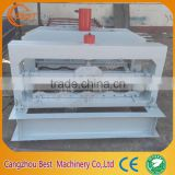 Automatic Construction Metal Tile Roll Forming Cutting Machine