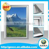 2014 Succinct magic photo frame,backlit photo frame
