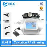 1MHz YL-RF14 40k Cavitation Radio Ultrasound Fat Reduction Machine Frequency RF/rf Face Slimming Machine