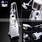 Newmeir cavitation ultrashape smooth shapes cellulite auto roller vacuum with light V9 velashape treatment