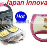 Cut baby love waffle maker,cake maker,mikey cake machine