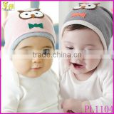 New Baby Boys Girls Hat Cotton Blends Caps Newborn Infant Baby Hat Owl Print