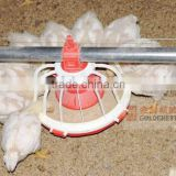Poultry equipment for broiler chick farming house