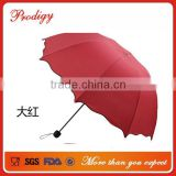 Promotional Logo Printed Windproof Fibreglass One Dollar Auto 2 Fold Umbrella Wholesale