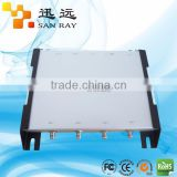 4 channel impinj RFID module reader, Fixed UHF RFID Reader with 4 external antenna ports