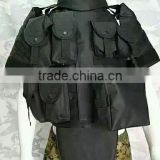 military full body armor kevlar bulletproof vest