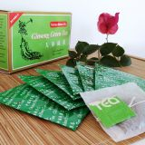 Chinese Herbal Ginseng Green tea bag