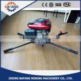 factory sale hand-held rod digging machine