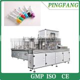 EDTA K3 Vacutainer Blood Collection Tube Making Machine