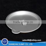 Olimy professional customized injection plastic painted PP round cover