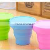 Janpan&Korea fashion portable fold silicone mugs
