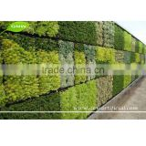 GNW GLW027 Living Wall Planter Vertical Garden Arificial green plants walls outdoor use